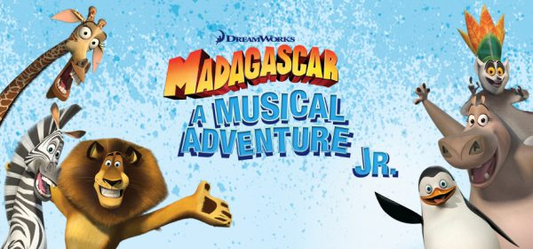 Madagascar Jr. - Summer Camp Production